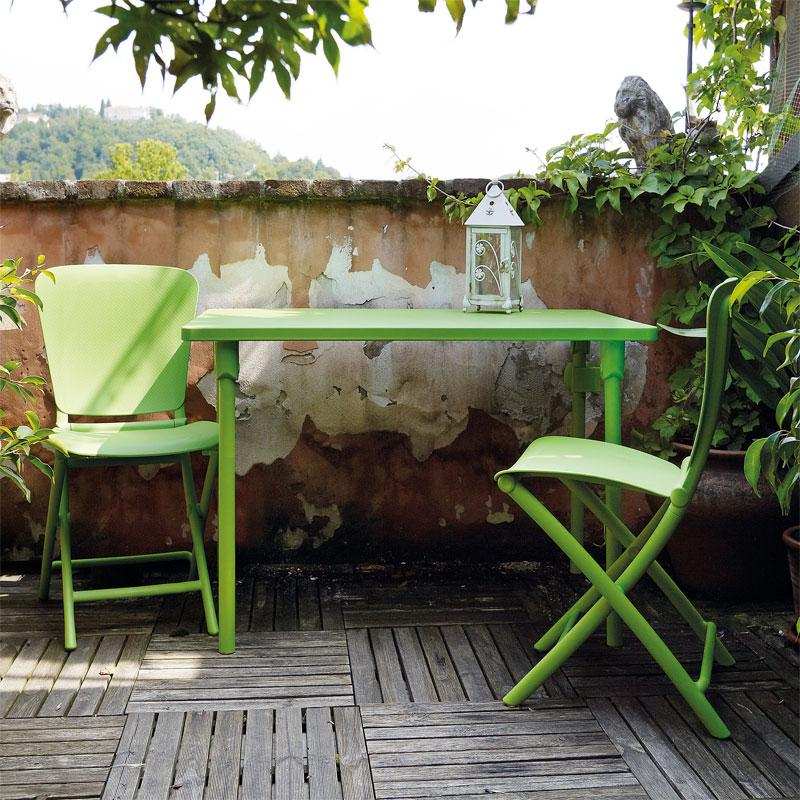 Set Zic Zac Classic Verde Lime