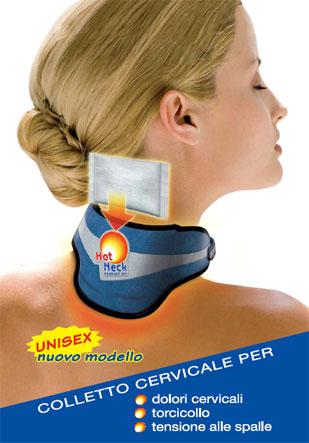 Collari riscaldanti Hot Neck