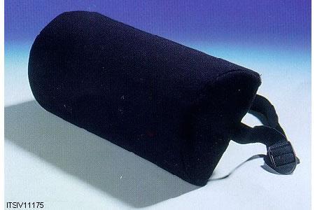 Cuscino lombare semicilindrico