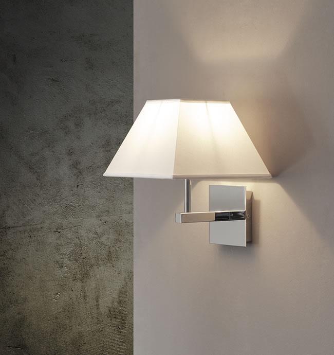 Lampade da letto a parete idee di design nella vostra casa - Lampade da parete ikea ...