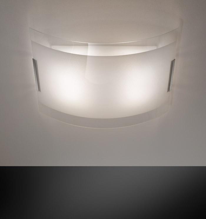 Plafoniera rattangolare SAMBA LED arancio,giallo,marrone,verde |4xE27