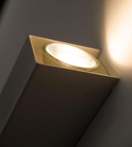 ARRISMINI 20 applique cromo LED