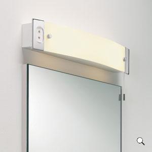SHAVER LIGHT lampada da specchio