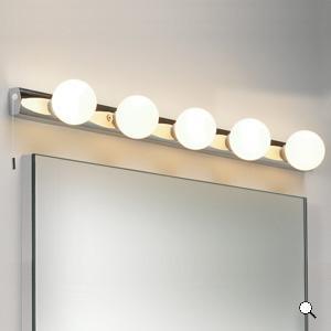 CABARET  lampada da specchio