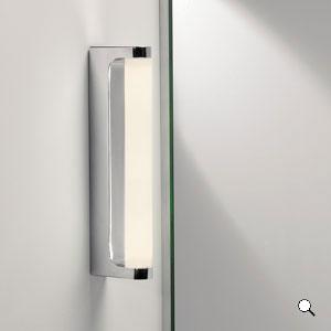 Avola applique bagno con LED