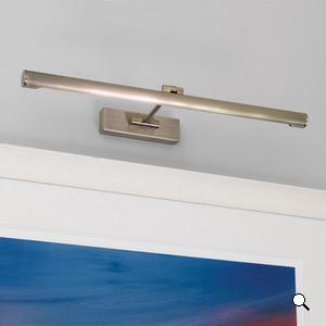 GOYA 590 lampada da quadro o specchio ottone