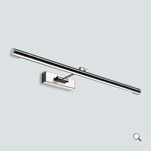 GOYA 760 LED lampada da quadro o specchio cromo