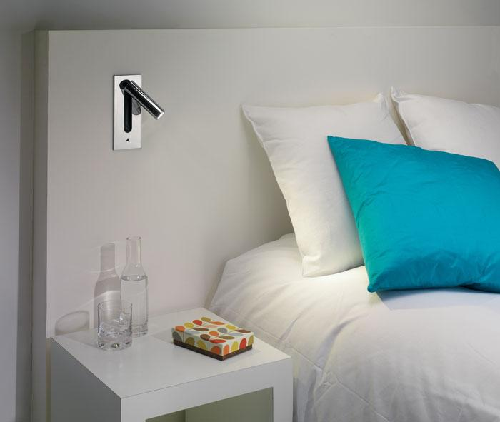 FUSE LED applique da lettura cromo