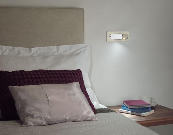 DIGIT  LED applique da lettura testa-letto