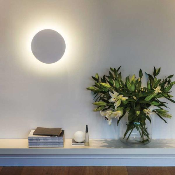 ECLIPSE 250 LED applique tonda verniciabile