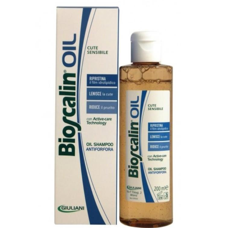 BIOSCALIN SHAMPOO OIL ANTIFORFORA