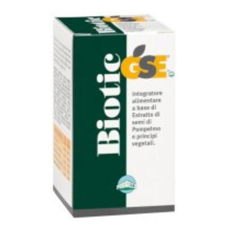 GSE BIOTIC 60CPR - A BASE DI SEMI DI POMPELMO