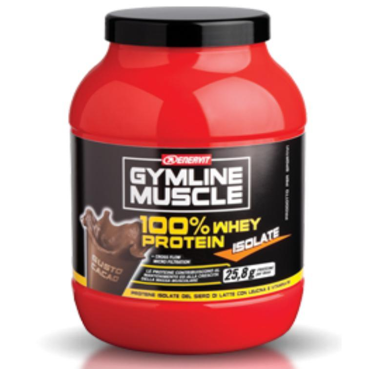 GYMLINE 100% WHEY ISOLATE 700GR