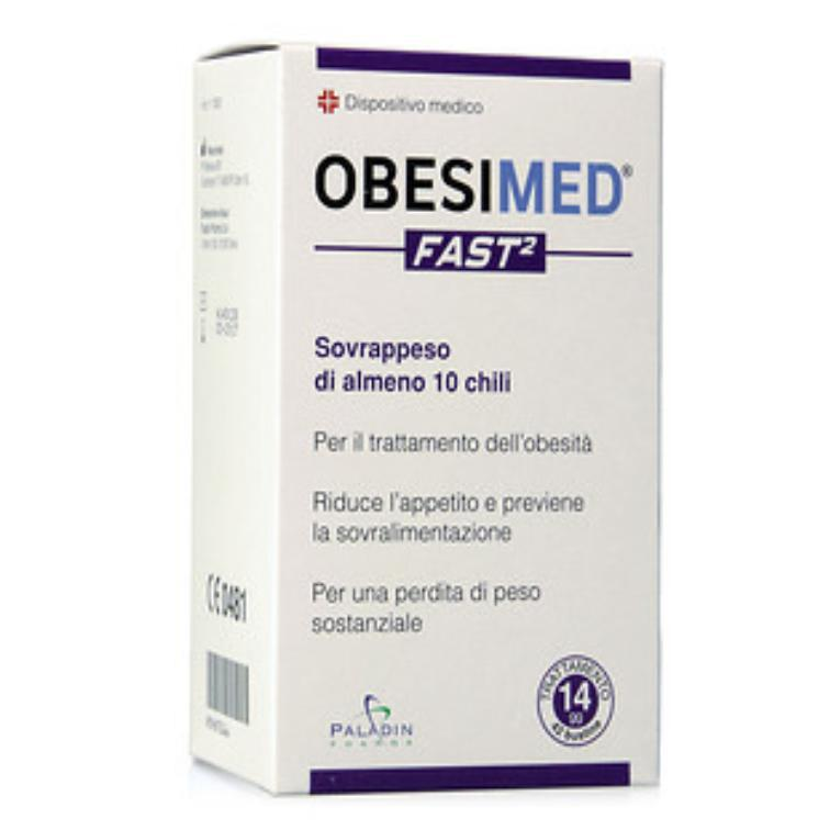 OBESIMED FORTE FAST2 BUSTE