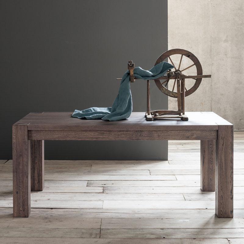 Bio di Sedit | Tavolo allungabile in legno, pratico, robusto ed elegante, ideale per soggiorni e cucine