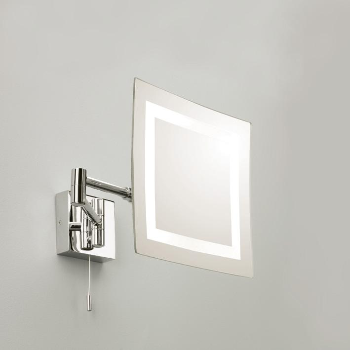 TORINO specchio ingranditore luminoso