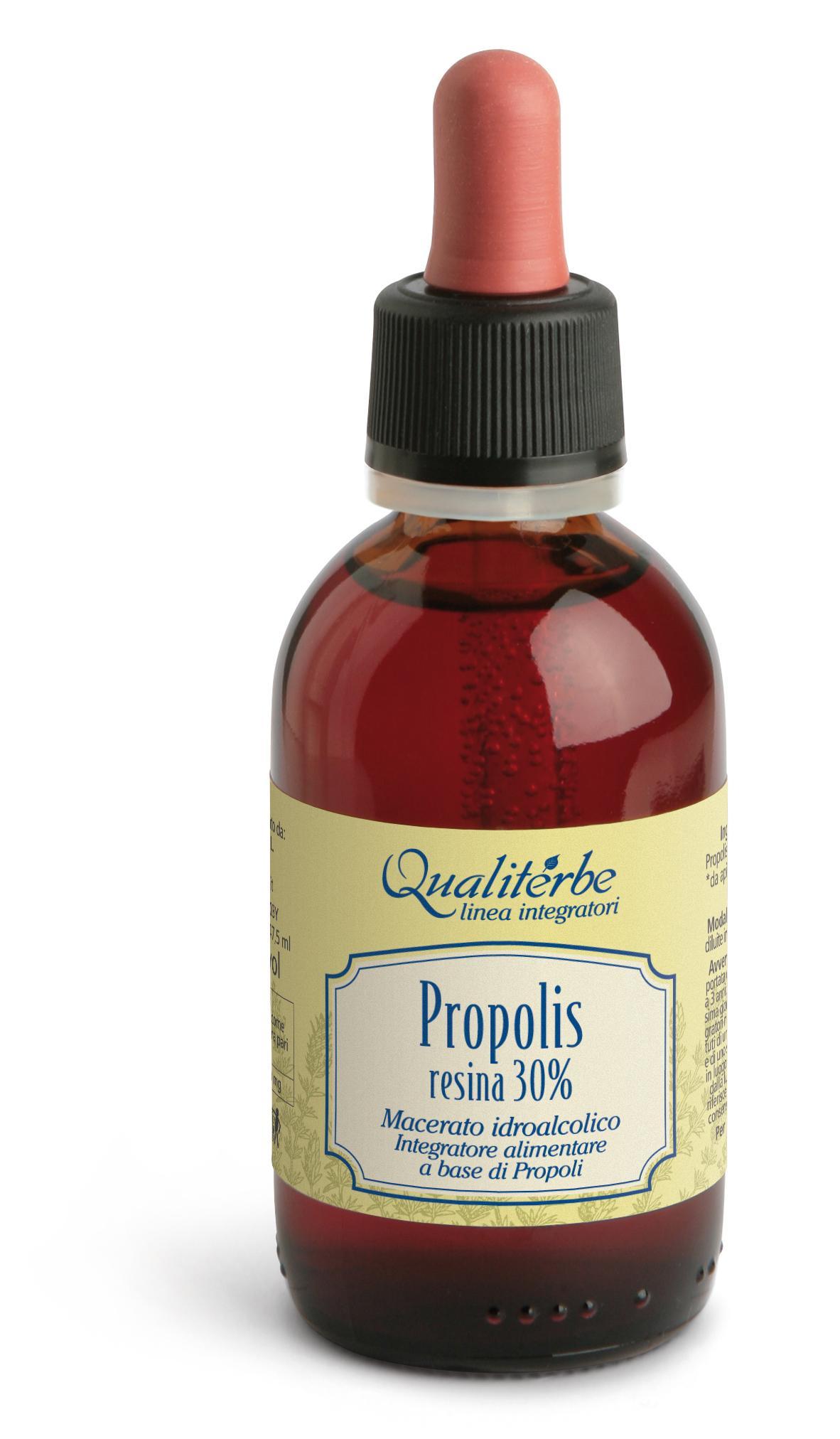 Qualiterbe - Propolis Tintura in alcool BIO