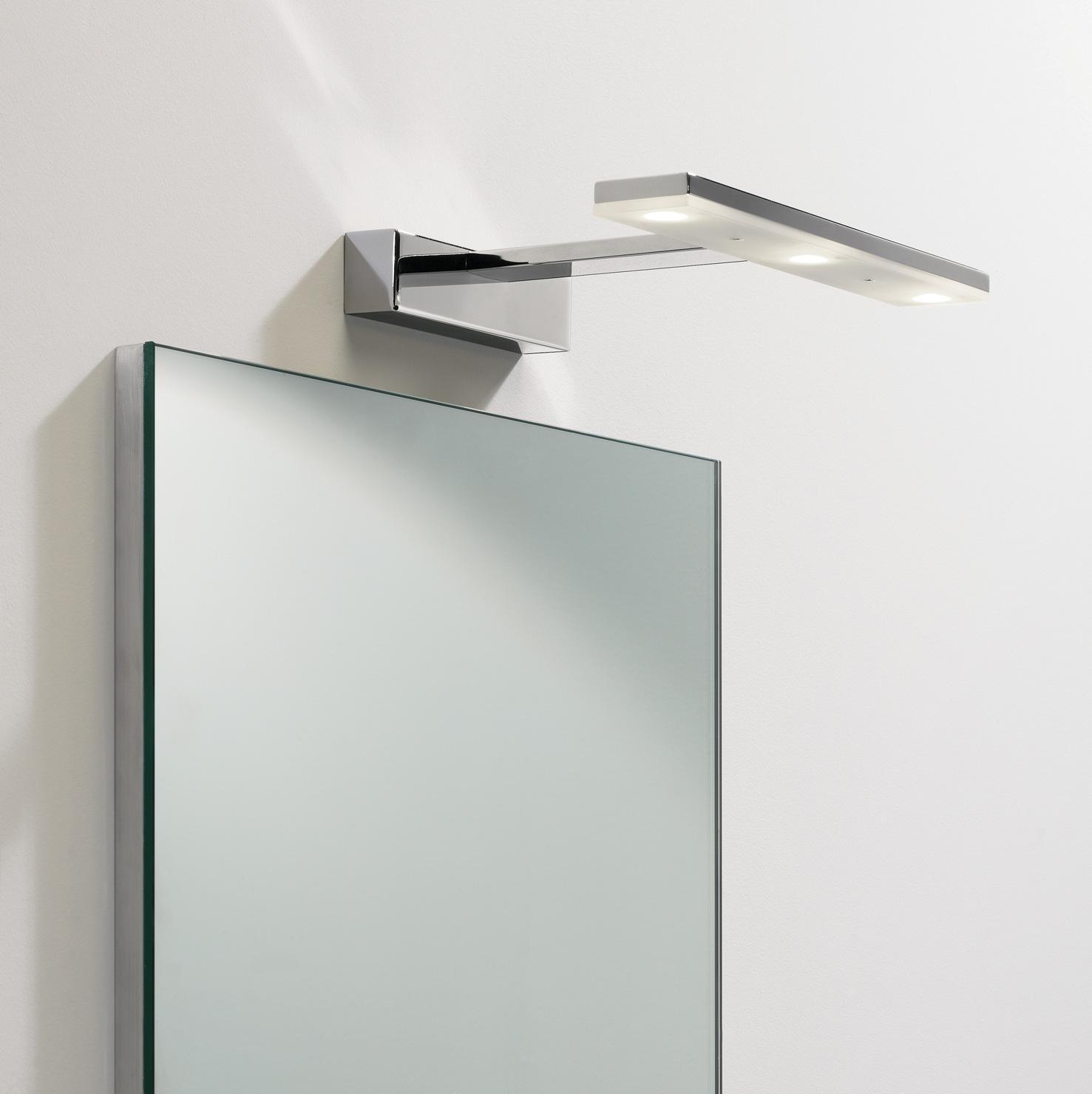 Zippy led lampada da specchio o quadro per bagno - Specchi ingranditori illuminati ...