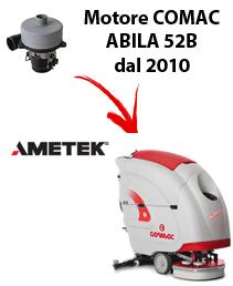 Motore Ametek per lavapavimenti ABILA 52B 2010 (dal numero di serie 113002718)