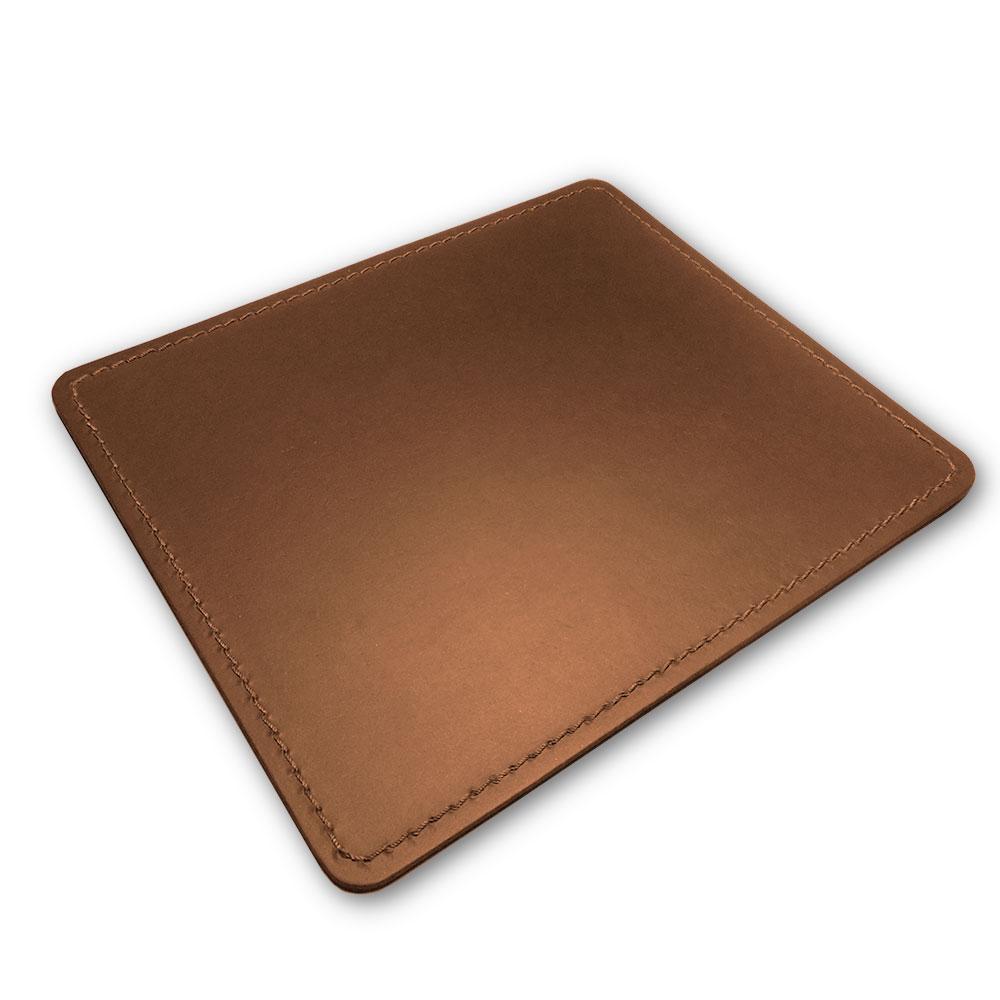 Hermes tappetino mouse pad cuoio naturale toscano eglooh for Tappetino mouse fai da te