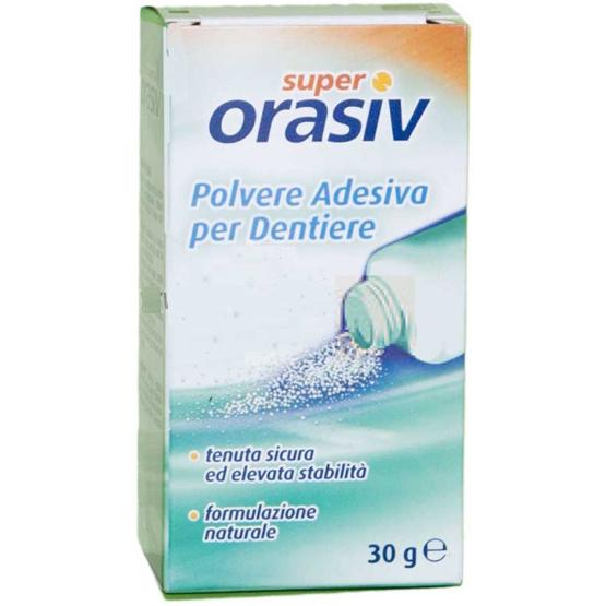 ORASIV POLVERE ADESIVA
