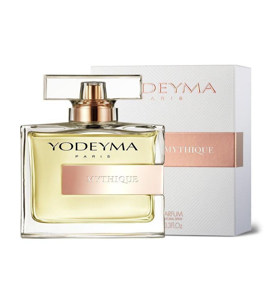 Yodeyma MYTHIQUE Eau de Parfum 100ml (Magnifique) Profumo Donna
