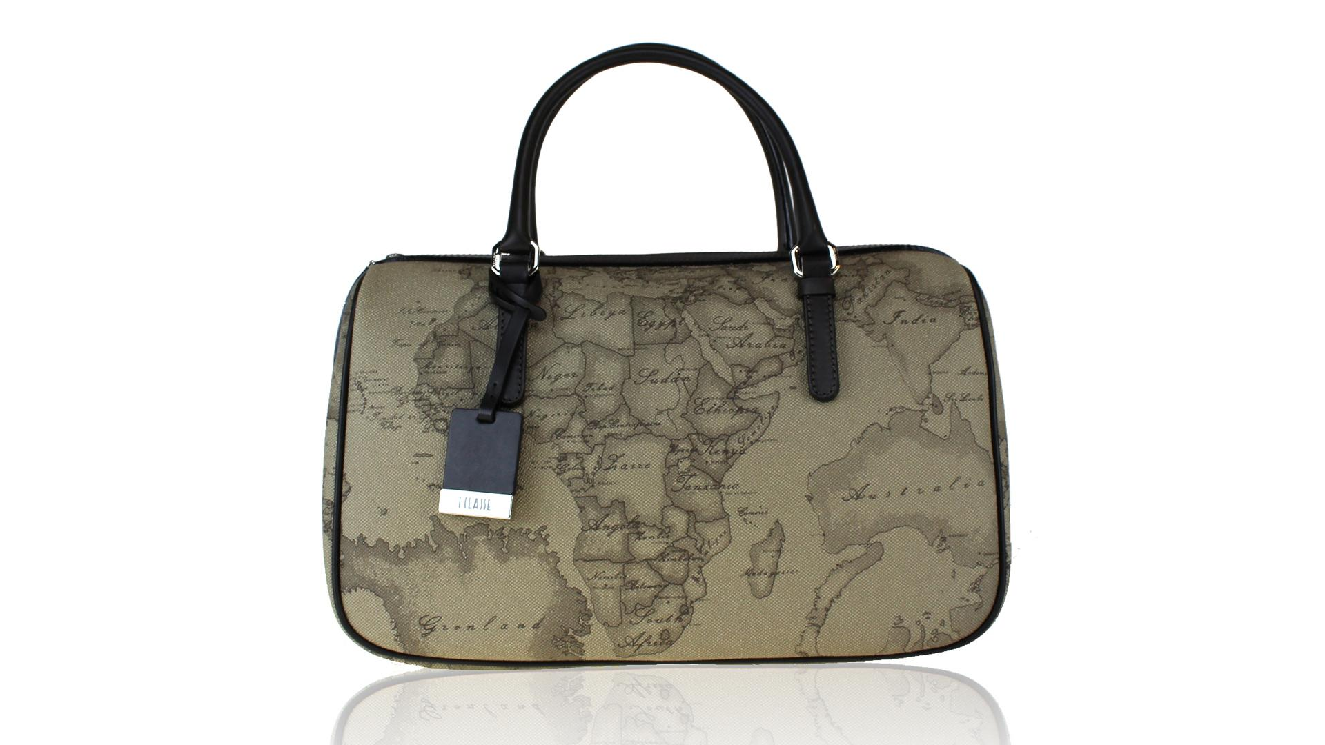Hand and shoulder bag  Alviero Martini 1A Classe New Basic N129 6130 590 Tortora