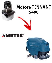 Motore Ametek di aspirazione per Lavapavimenti Tennant 5400
