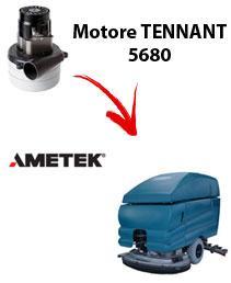 Motore Ametek di aspirazione per Lavapavimenti Tennant 5680