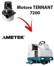 Motore Ametek di aspirazione per Lavapavimenti Tennant 7200