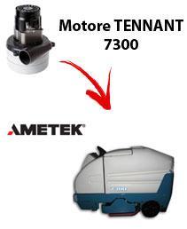 Motore Ametek di aspirazione per Lavapavimenti Tennant 7300