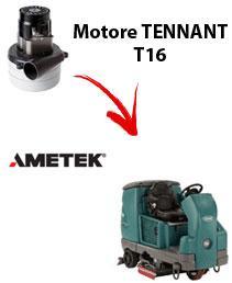 Motore Ametek di aspirazione per Lavapavimenti Tennant T16