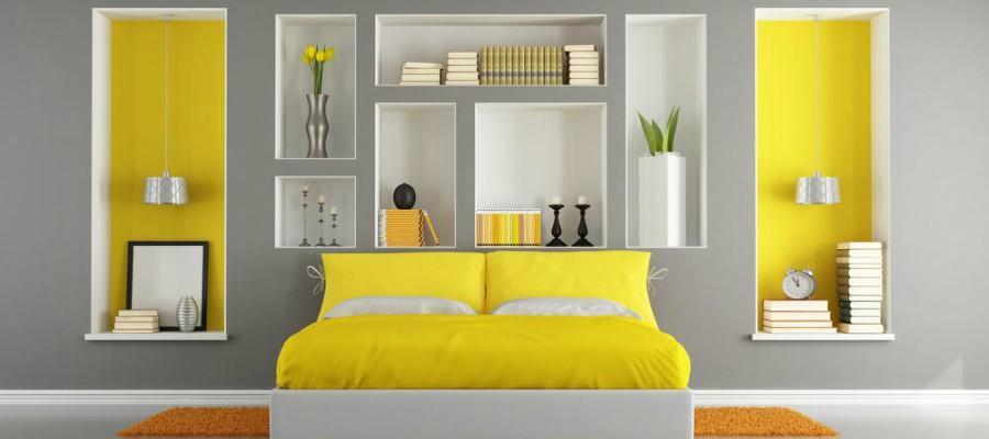 Cromoterapia come usare il giallo nell 39 arredamento for Il colore nell arredamento