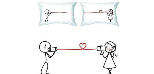 San Valentino idea regalo - Federa del cuscino