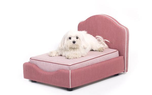 San Valentino idea regalo - Lettino Cuccia per Cani Design Moderno