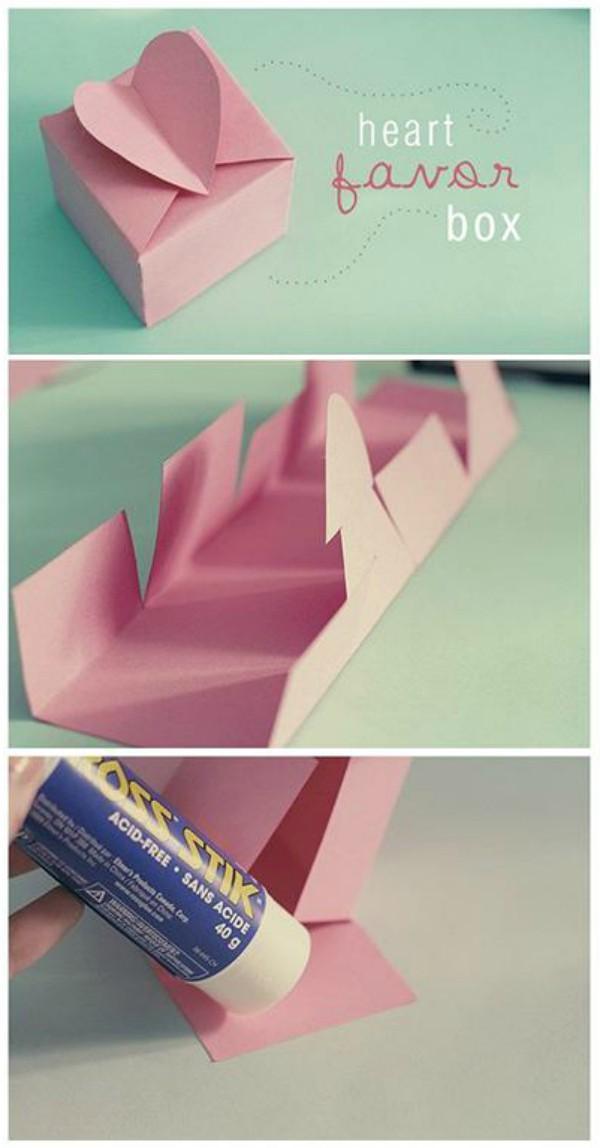 San Valentino idea regalo - Confezione regalo originale fatta a mano