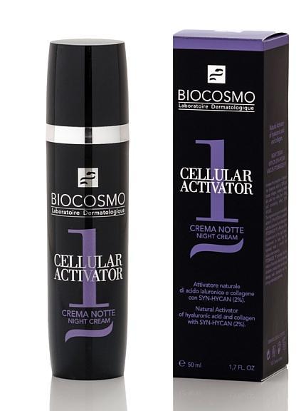 Biocosmo Cellular Activator Crema Notte 50 ml