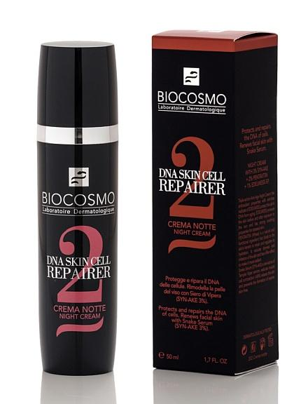 Biocosmo DNA Skin Cell Repairer Crema Notte 50 ml