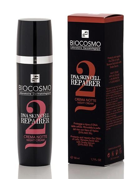 Biocosmo DNA Skin Cell Repairer Crema Notte 50 ml