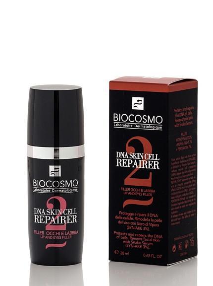 Biocosmo DNA Skin Cell Repairer Filler Occhi/Labbra 20 ml