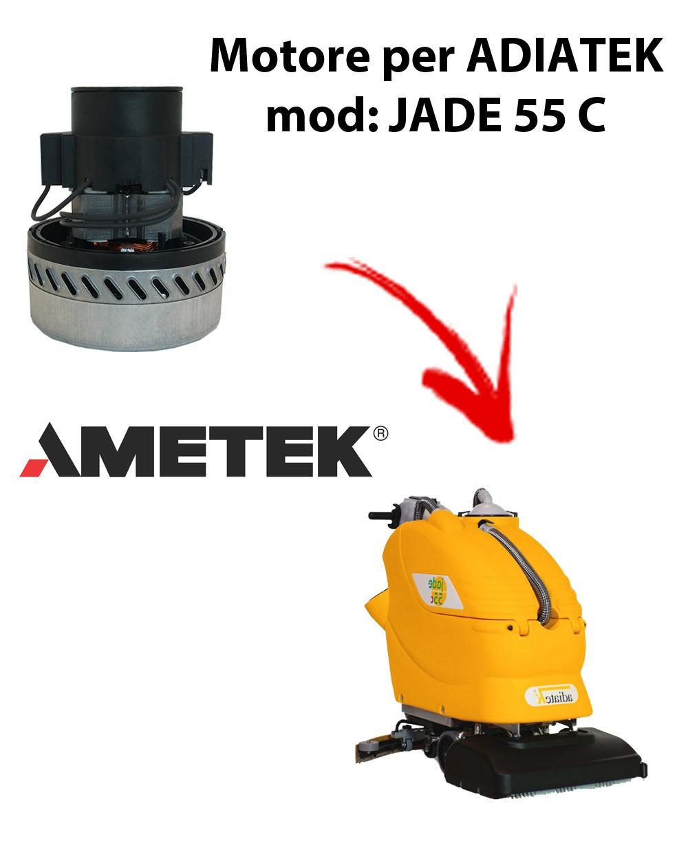 JADE 55 C Motore aspirazione AMETEK ITALIA per lavapavimenti Adiatek