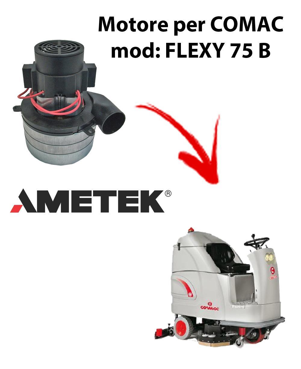 Motore aspirazione Ametek Italia per Lavapavimenti COMAC FLEXY 75B