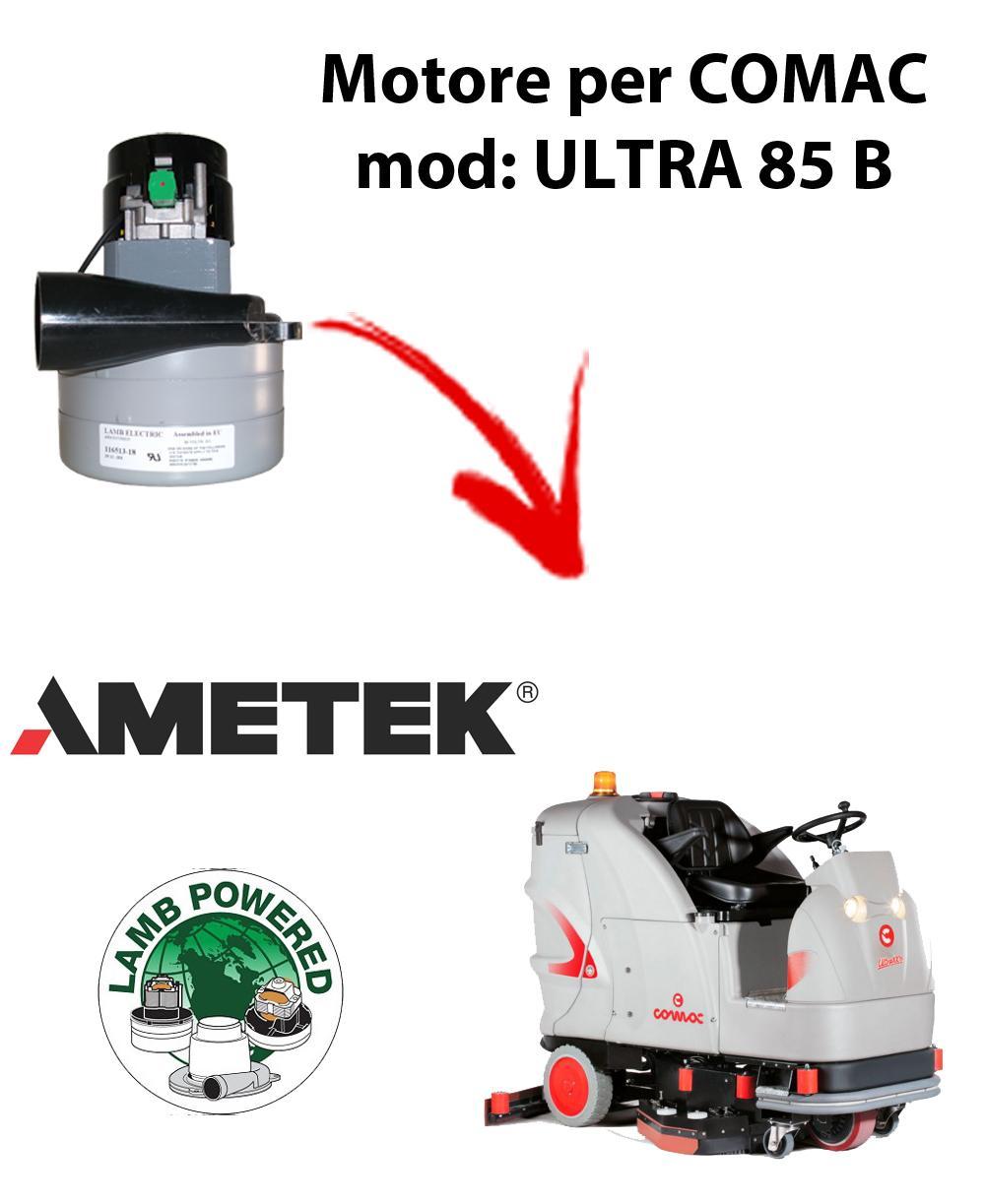 ULTRA 85 B MOTORE aspirazione AMETEK per lavapavimenti Comac