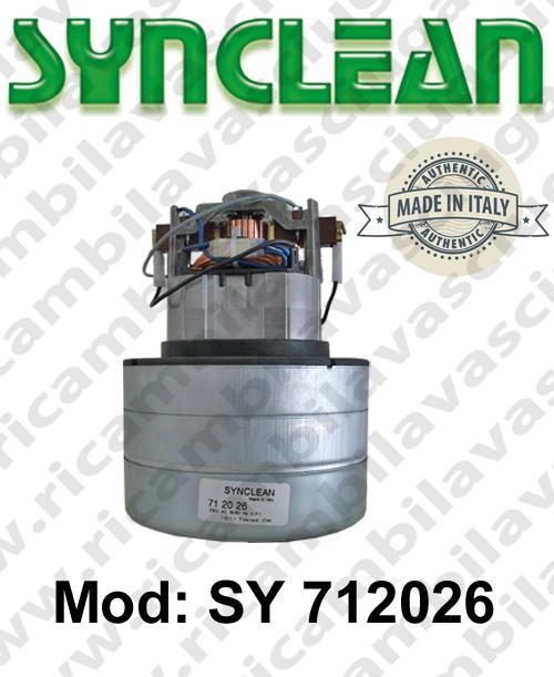 Motore di aspirazione SYNCLEAN per aspirapolvere modello SY712026