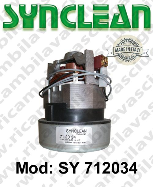 Motore di aspirazione SYNCLEAN SY712034 per aspirapolvere