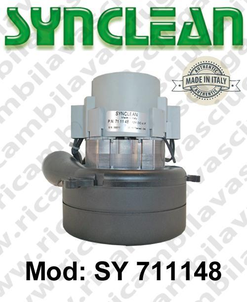 Motore di aspirazione SYNCLEAN SY711148 per lavapavimenti