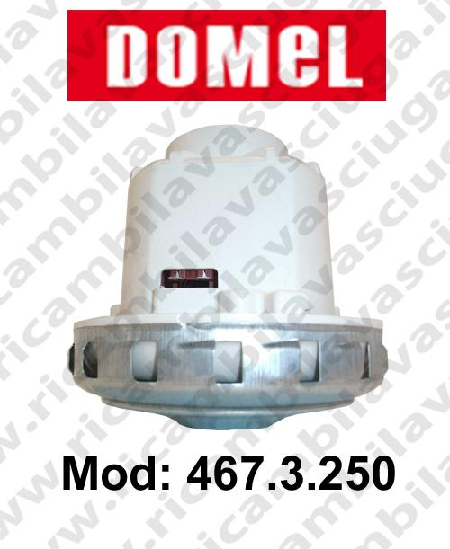 Motore di aspirazione DOMEL 467.3.250 per lavapavimenti