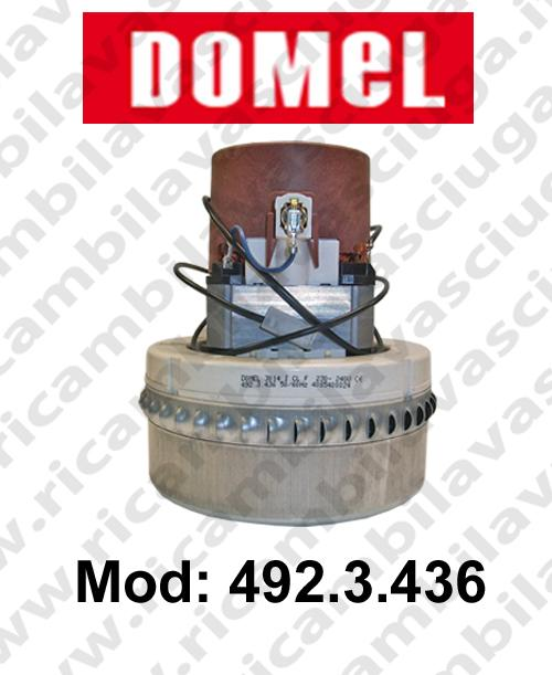 Domel Vacuum Motor 492 3 436 Di Accessories Reaplacement