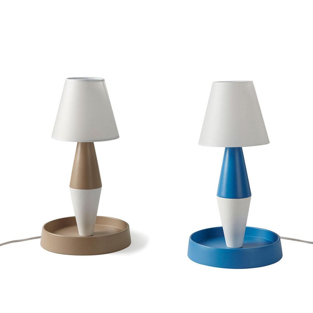 Boa Di Tooy Lampada Da Tavolo Di Design Comodo Portaoggetti Vari Colori