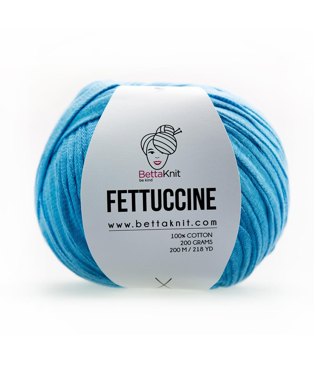 Home - CottonCotton - Yarns - Fettuccine - 1